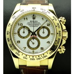 Cosmograph Daytona yellow Gold Ref.116518, full set