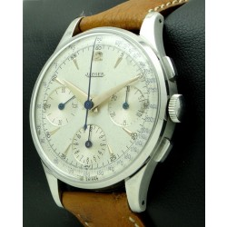 Vintage Chronograph Stainless Steel, from thirties