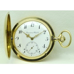Vintage Pochet Watch for Paul Conrad, year 1915