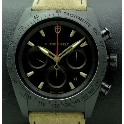 Fastrider Black Shield Ceramic Chronograph, ref.42000CN