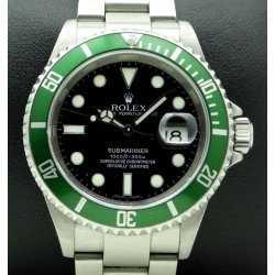 Submariner Green Bezel, ref. 16610LV Mark IV