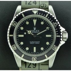 Submariner Vintage ref. 5513 Pallettoni Dial, from 1962