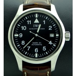 Mark XV Stainless Steel, with Service IWC
