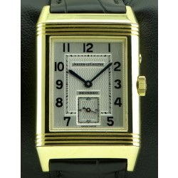 Reverso Duoface Day & Night 18kt yellow gold, full set