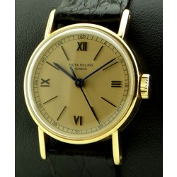 Vintage Collection, ref. 534, 18 kt rose gold from forties