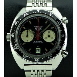 "Autavia Chronograph ""Derek Bell"" ref,1163MH, from sixties"