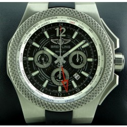 Bentley Chronograph GMT Light Body, Ref.EB0432, full set