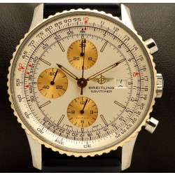Old Navitimer Chronograph Steel/Gold, made 1994, Ref.81610