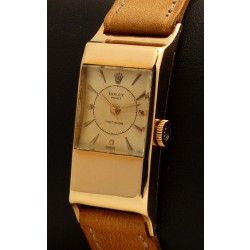 Prince Aerodynamic Ref.3361, 18K Pink gold, made in 1946