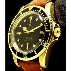 Vintage Submariner Ref.1680 18K Yellow Gold