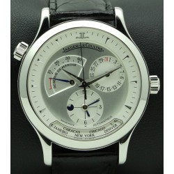 Master Geographic, Stainless Steel, REF. 142.8.92