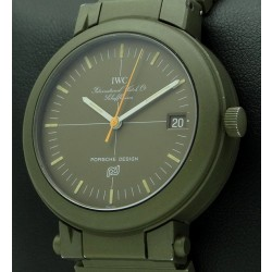 Porsche Design Compass, Aluminum Military Green, full set