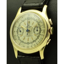 Piccolino, Vintage Chronograph Ref.3055,18 Kt Yellow Gold