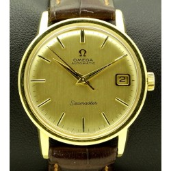 Seamaster Vintage 18 kt yellow gold