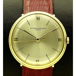 Vintage Ultra Slim 18k yellow gold Ref.6547