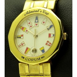 Admiral's Cup Lady, 18 kt yellow gold