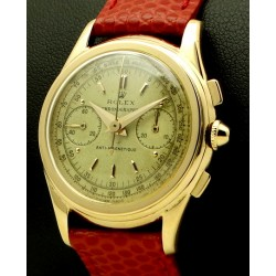 Piccolino, Vintage Chronograph ref.3055,18 kt rose gold