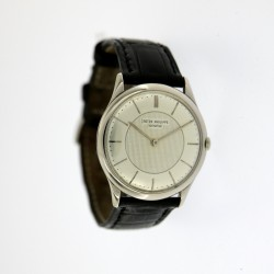 Vintage Collection Calatrava 18kt White Gold, ref. 2507 from 1950