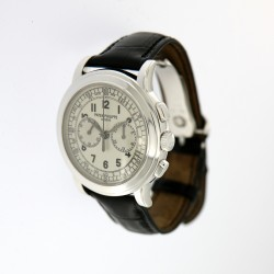 Complications Chronograph ref.5070 in 18kt White Gold