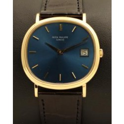 Cushion-Shaped 18K Yellow Gold, with Date, REF. 3839