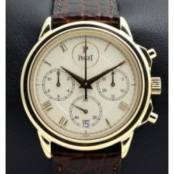 Gouverneur Chronograh Yellow Gold Ref. 12978, Full set