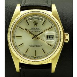 Day-Date 18 kt yellow gold, ref. 18038, full set
