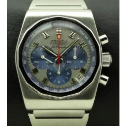 Zenith El Primero steel, from seventies, extremely rare