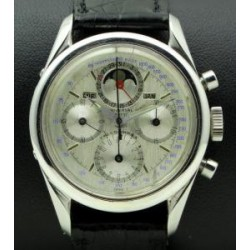 Vintage Tri-Compax Chronograph Stainless Steel, ref. 222'100