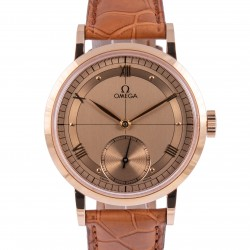 Homage 1894 Limited Edition 18kt rose gold. like new, full set