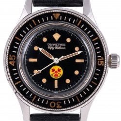 Fifty Fathoms No Radiation Diver, from 60s , extremely rare