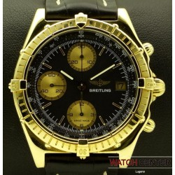 Chronomat, 18 kt yellow gold
