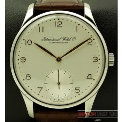 PORTUGIESER 125TH ANNIVERSARY IN STAILESS STEEL