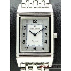 Reverso Classic Stainless Steel Manual Winding