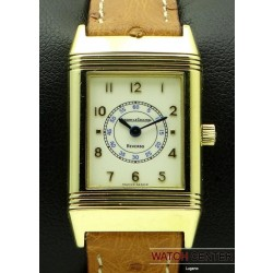 Reverso Lady 18 kt yellow gold