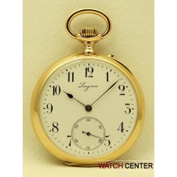 Vintage Pocket Watch, 18 kt pink gold,made in 1910