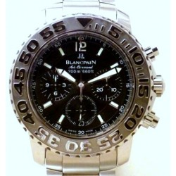 Air Command Chronograph stainless steel
