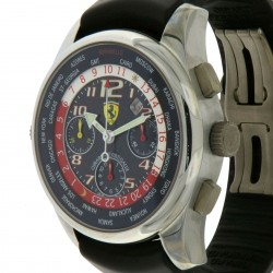 World Time Chronograph Ferrari F1, ref. 49800 full set