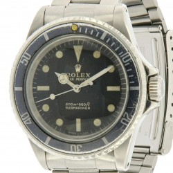 Submariner Vintage ref. 5513 Pallettoni Gilt Dial, from 1967