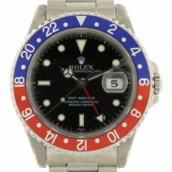 GMT Master, ref.16700 Stainless Steel, from 1989