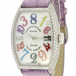 "Crazy Hours ""Color Dreams"" ref. 5850 CH D, full set"