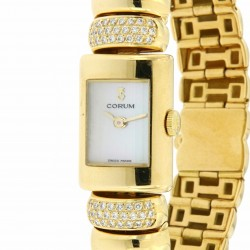 """Aphrodite"" Lady jewel wristwatch, 18kt Yellow gold ref.24 155 56"