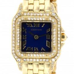 Panthere Lady PM ref. 8057915, 18 kt yellow gold and diamonds