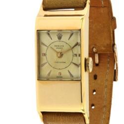 Prince Aerodynamic Ref.3361, 18K Pink gold, made in 1946