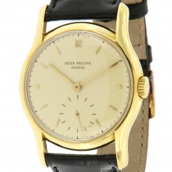 Vintage collection Ref. 2406 18K Yellow Gold, made in 1949