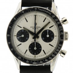 """""""Nina Rindt"""" Compax ref.885103, first series dial"""