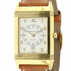Reverso Classic, 18kt yellow gold
