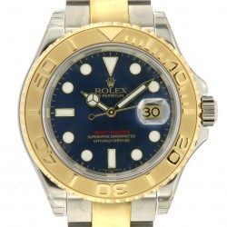 Yacht Master steel and gold, ref.16623 full set from 2007, NOS