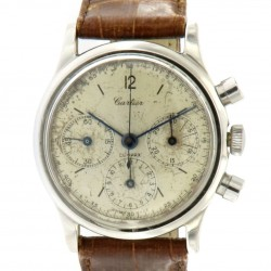 "Chronograph ""Uni-Compax"" for Cartier from '50s"
