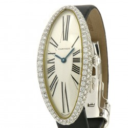 Baignoire Allongée White Gold 18K, ref. 2673 from year 2000