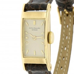 Vintage Lady Tegolino, Ref. 2292, 18 Kt yellow gold